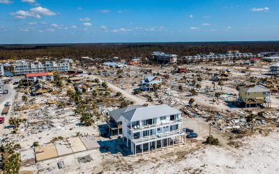 Nudura ICF, withstood Hurricane Michael