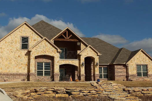 Today, any house plan can be adapted to ICF construction.