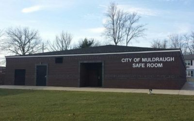Safe room for the City of Muldraugh