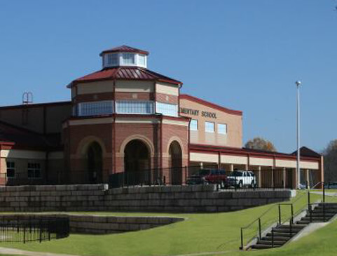 An energy efficient school in Bowling Green, Kentucky