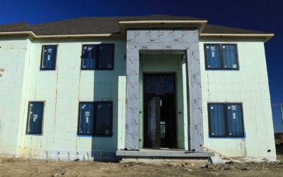 NUDURA ICF Twin Houses