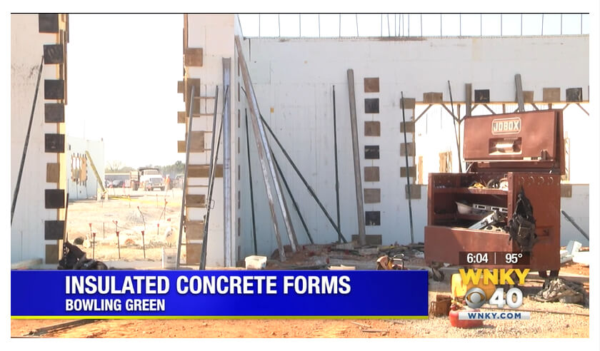 New Cumberland Trace Elementary gets a strong foundation.