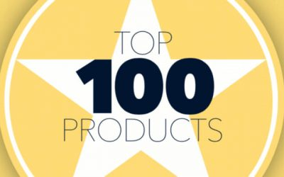 Nudura ICF products got in the top 100!